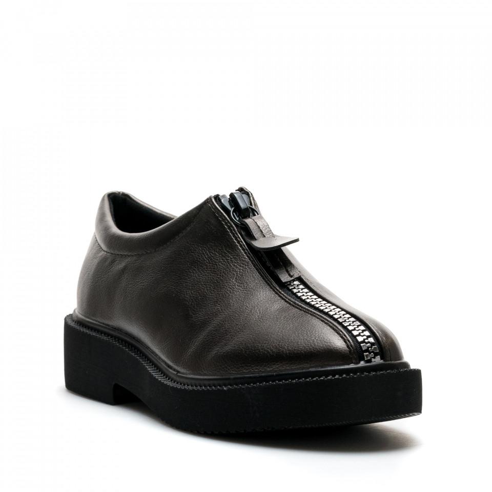 Pantofi Cod: XH-18 GREY (C06)(H04)