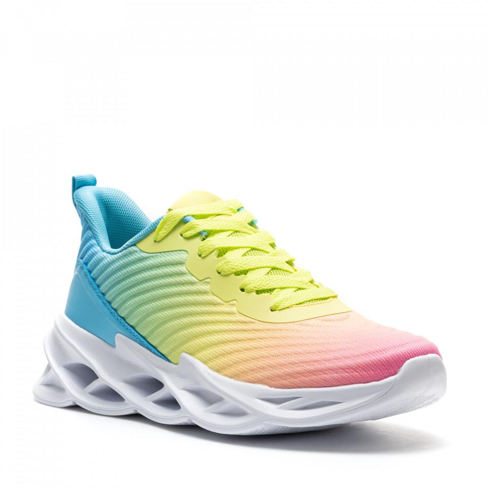 Pantofi Sport Cod: D0567-10 MULTICOLOR (I 02)