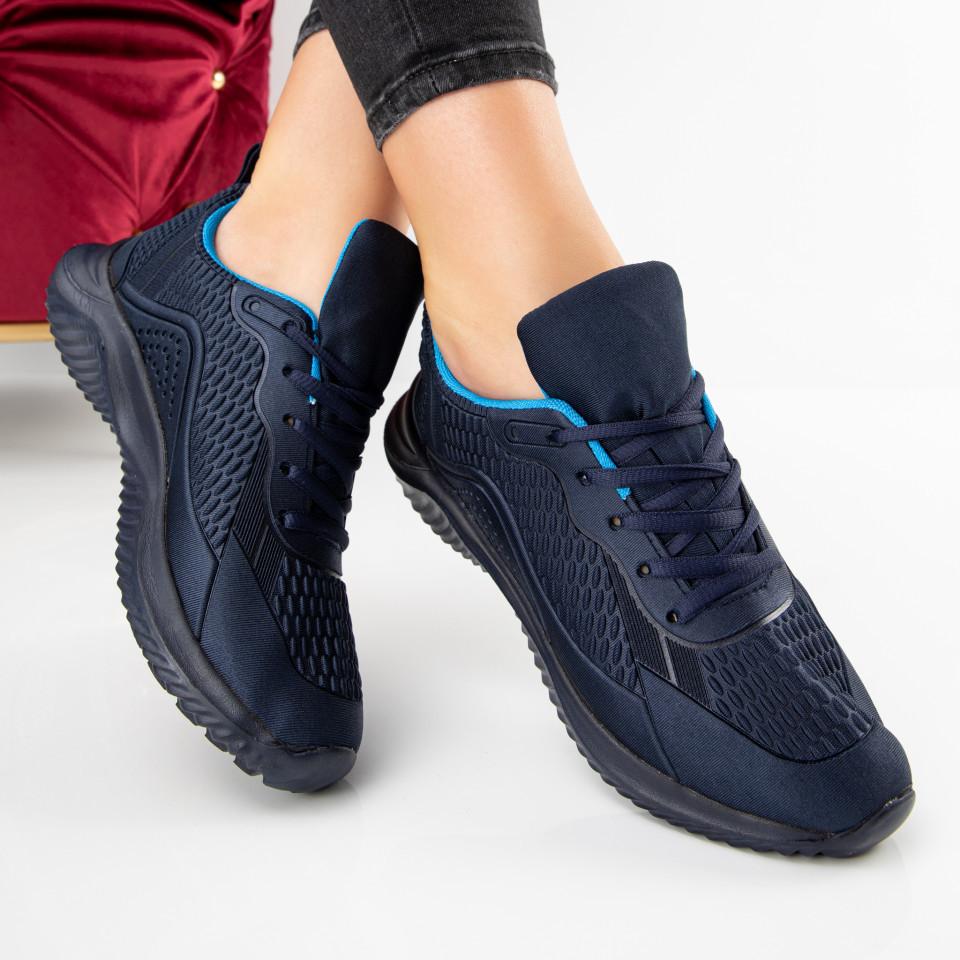 "Pantofi Sport ""MireaFashion"" Cod: F11-3 BLUE (Q 05-P 03)"
