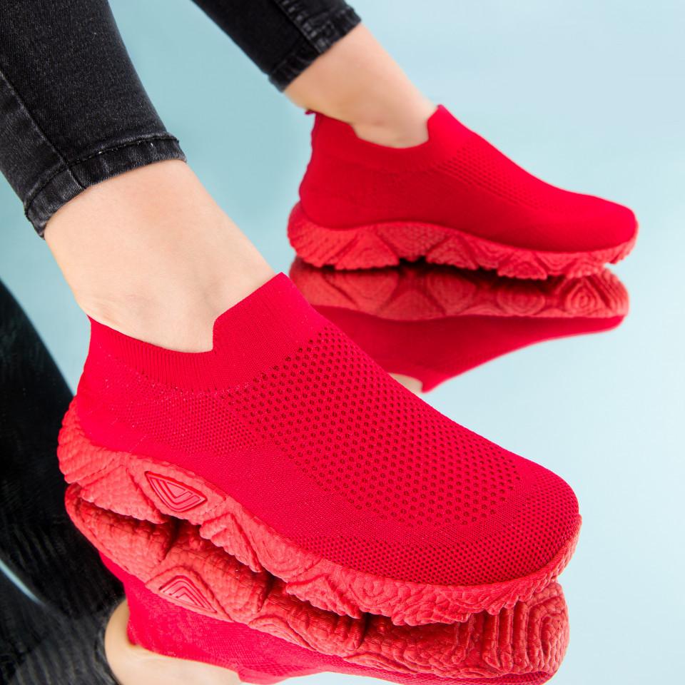 """Pantofi sport """"MireaFashion"""" Cod: HQ-208-269 RED (E05)"""