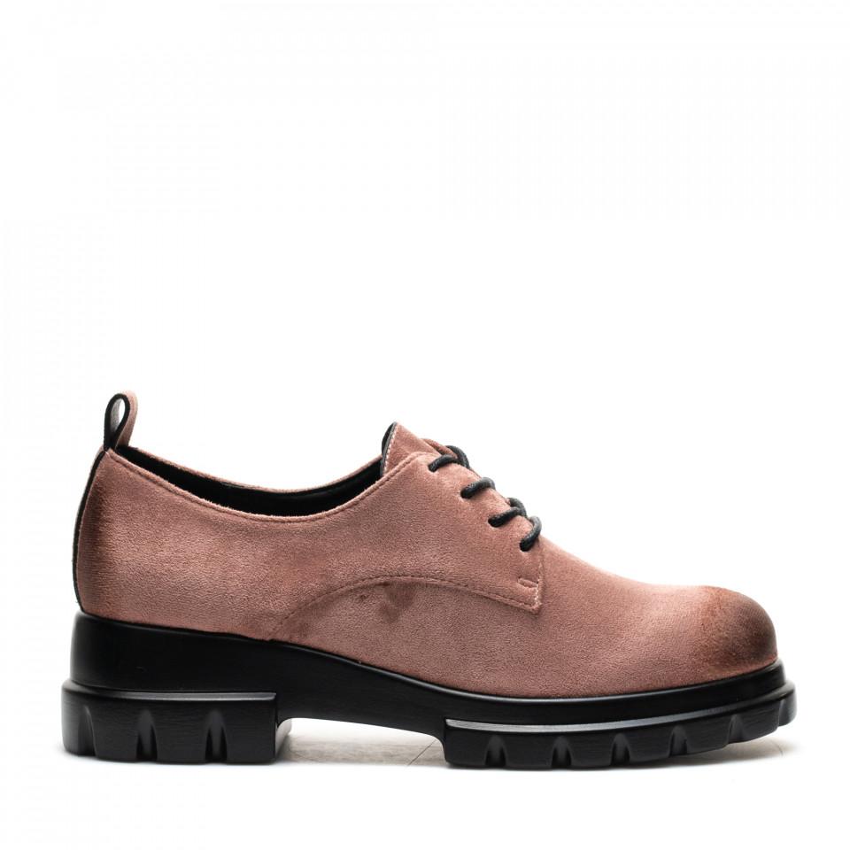 Pantofi Cod: W78-58B PINK (H02)