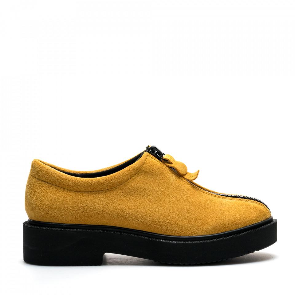 Pantofi Cod: XH-16 YELLOW (E02)