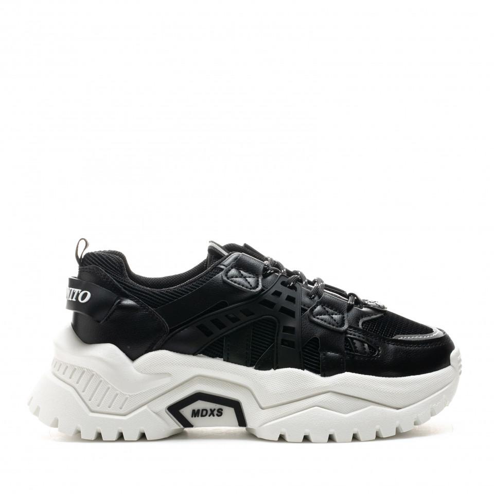 Pantofi Sport Cod: K09-1 BLACK (D01)