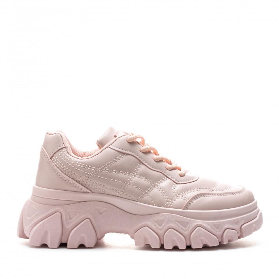 Pantofi Sport Cod: LA151 PINK (C 06)