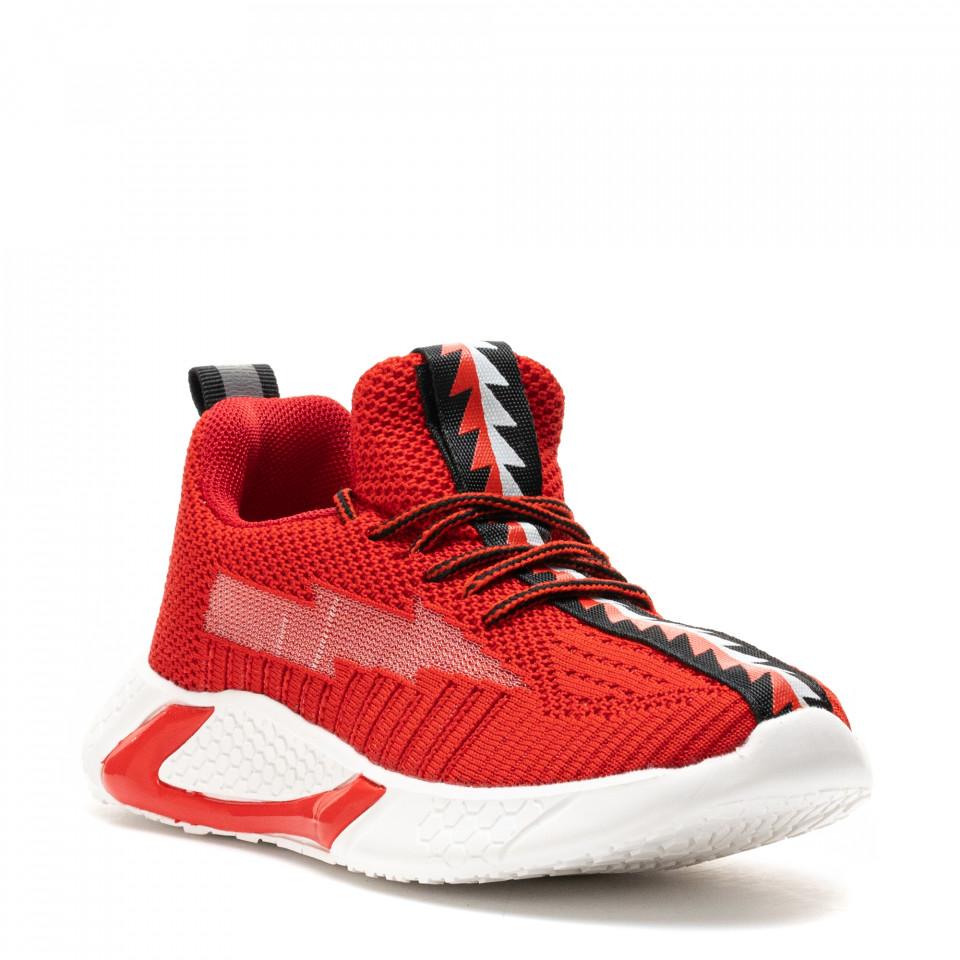 Pantofi Sport Cod: LD-3032E RED (J02)