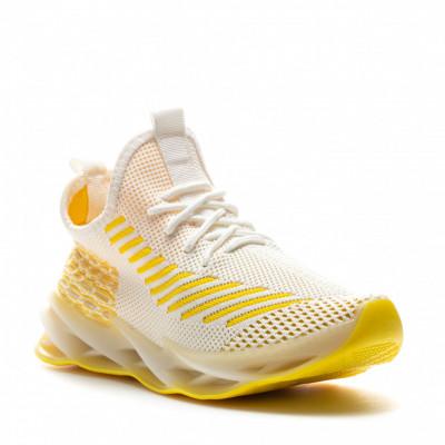 Pantofi Sport Cod: DS8828-4 YELLOW (G01)