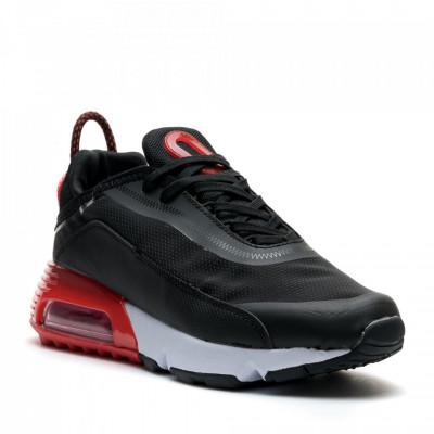 Pantofi Sport Cod: S222-9 BLACK/RED (F02)