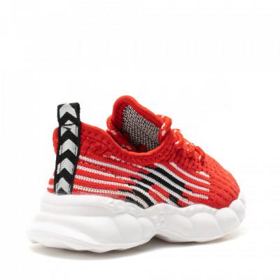 Pantofi Sport Cod: Z-7B RED (E01)
