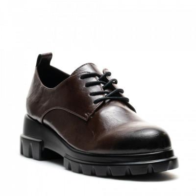 Pantofi Cod: W78-58D BROWN (H01)
