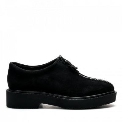 Pantofi Cod: XH-16 BLACK (C 010)