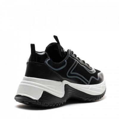 Pantofi Sport Cod: R-695 BLACK (D04)