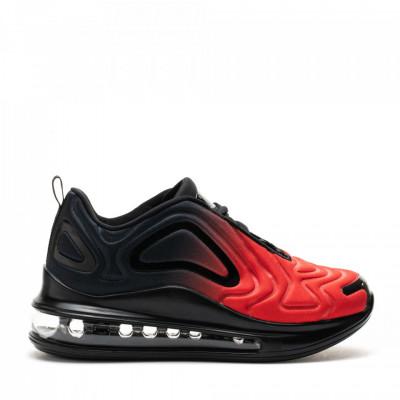 Pantofi Sport Cod: 366-9 RED/BLACK (E04)