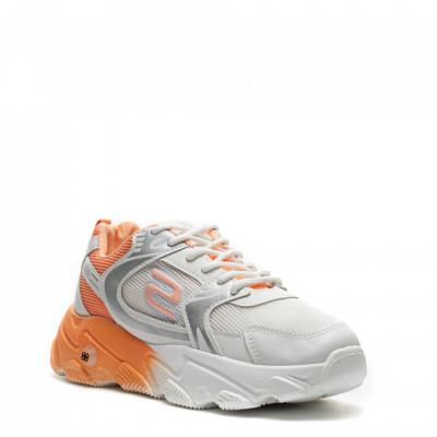 Pantofi Sport Cod: 5509 ORANGE (D01)