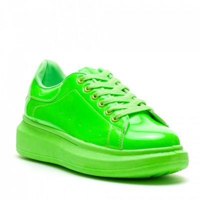 Pantofi Sport Cod: R-690 GREEN (D03)