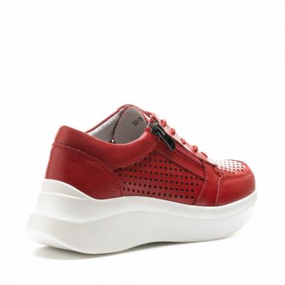 Pantofi Sport Cod: XH-2018 RED (C 04)