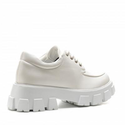 Pantofi Cod: SH1039 WHITE (F01)