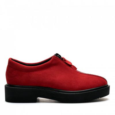 Pantofi Cod: XH-16 RED (F01)