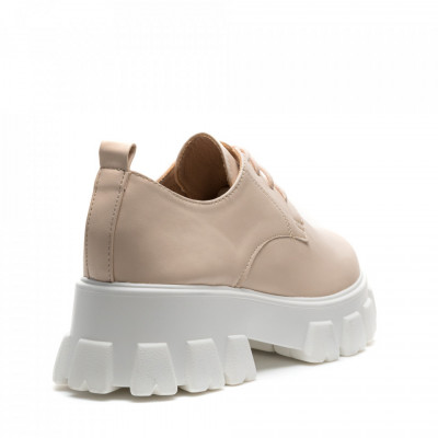 Pantofi Cod: XMT6A CREAM (F04)