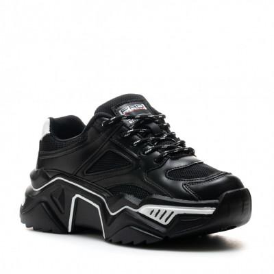 Pantofi Sport Cod: MQ2007-2 BLACK (i 02)