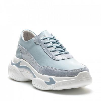 Pantofi Sport Cod: PL-3101 LT. BLUE (I 03)