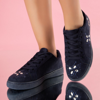 "Pantofi Sport ""MireaFashion"" Cod: LEB-1707 BLUE (C013)"