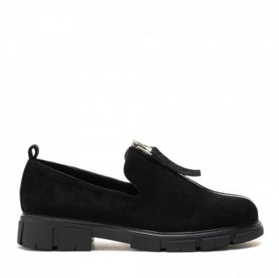 Pantofi Cod: W77-57B BLACK (C 010)