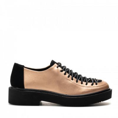 Pantofi Cod: XH-03 CHAMPAGNE (F04)