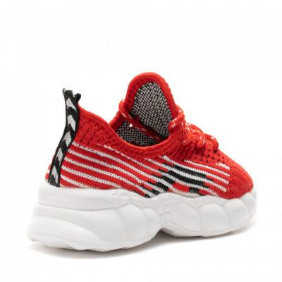 Pantofi Sport Cod: Z-7A RED (D03)