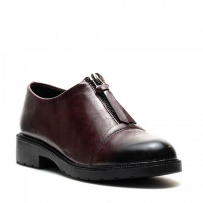 Pantofi Cod: W64-43C WINE (F02)