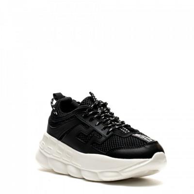 Pantofi Sport Cod: H5 BLACK/WHITE (H01)