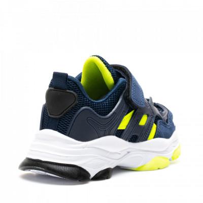 Pantofi Sport Cod: LD-2050E BLUE (E01)(E02)