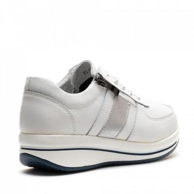 Pantofi Sport Cod: PL-8001 WHITE (J02)