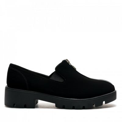 Pantofi Cod: DS12A BLACK (C 09)