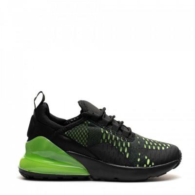 Pantofi Sport Cod: 368-10 BLACK/GREEN (G02)