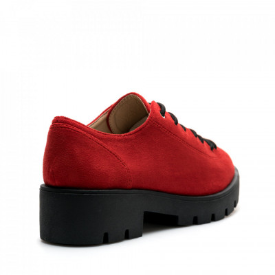 Pantofi Cod: DS11A RED (G01)