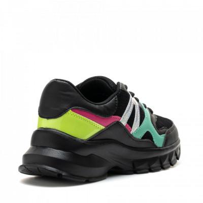 Pantofi Sport Cod: HQ-M19 BLACK (H04)