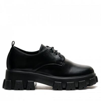 Pantofi Cod: XMT6A BLACK (C 010)