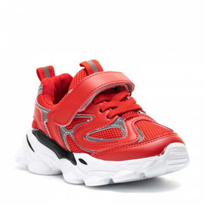 Pantofi Sport Cod: LD-2007C RED (D01)