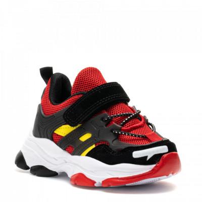 Pantofi Sport Cod: LD-2050A RED (H02)
