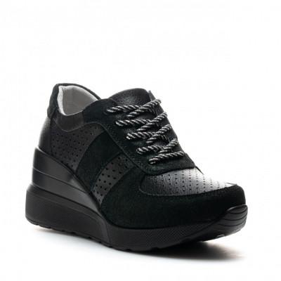 Pantofi Sport Cod: XH-2007 BLACK (C 09)