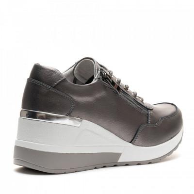 Pantofi Sport Cod: ZT-04 PEWTER (D03)