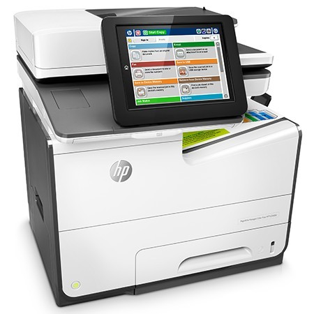 HP PageWide Managed Color MFP E58650dn