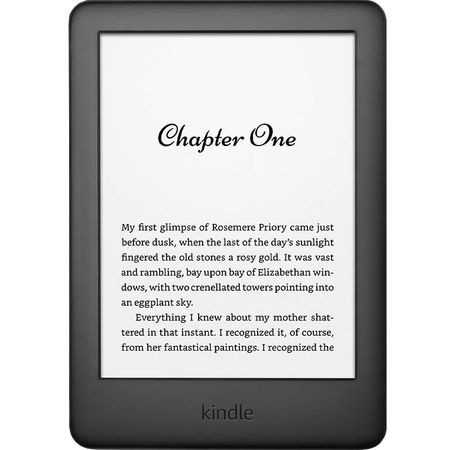 eBook Reader Kindle 2019, WiFi, 4GB, NEGRU