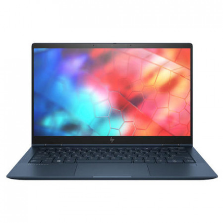 "Laptop HP Elite Dragonfly, Intel Core i5-8265U, 13.3"" FHD LED Touch, RAM 8GB, SSD 256GB, Intel UHD Graphics, Win 10 Pro, Cobalt Blue"