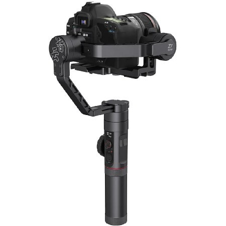 Stabilizator imagine (gimbal) 3 axe Zhiyun-Tech CRANE 2 cu follow focus