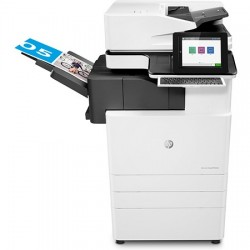 HP Color LaserJet Managed Flow MFP E87660z