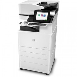 HP LaserJet Managed Flow MFP E72535z