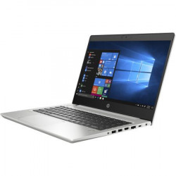 "Laptop ultraportabil HP ProBook 440 G7 cu procesor Intel Core i5-10210U pana la 4.20 GHz, 14"", Full HD, 8GB, 256GB SSD, Intel UHD Graphics, Windows 10 Pro, Silver"
