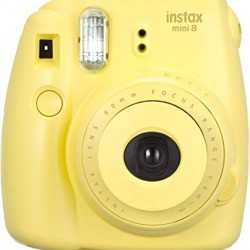 Camera foto instant FujiFilm Instax Mini 9 Mustard Yellow