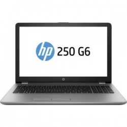 "Laptop HP 250 G6,15.6"" FHD, Intel Core i5-7200U, 8GB DDR4, 256GB SSD, DVD-RW, Win10Pro"